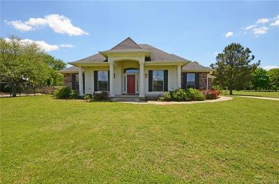 Bossier City Single Family Home For Sale: 190 Shadow Ridge Drive