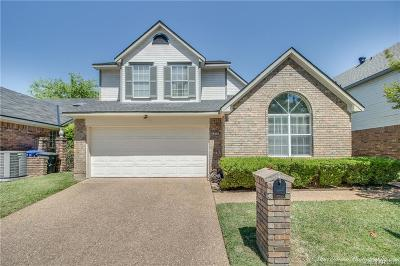 Town South Estates Single Family Home For Sale: 408 Tulip Drive