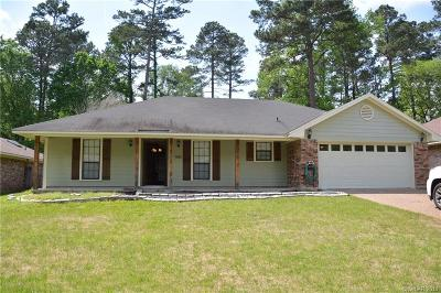 Shreveport Single Family Home For Sale: 9422 Ashmont Street