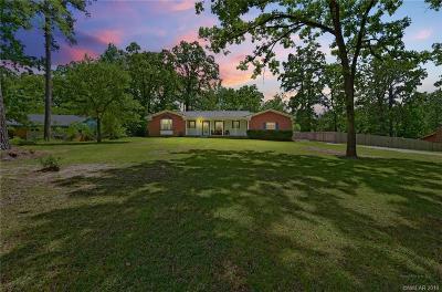 Shreveport Single Family Home For Sale: 6021 Land O Trees Street