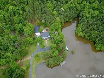 Benton Single Family Home For Sale: 1160 Butler Hill Road