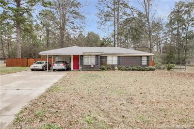 Caddo Parish Single Family Home For Sale: 735 Irving Bluff Road