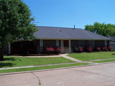 Bossier City Single Family Home For Sale: 3321 Kingsford Place