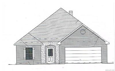 Shreveport Single Family Home For Sale: 4938 Players Loop