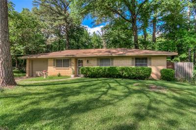Shreveport LA Single Family Home For Sale: $98,000