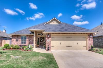 Riverbrooke, Riverbrooke Sub Single Family Home For Sale: 9818 Cedarbrooke Drive