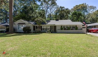 Shreveport Single Family Home For Sale: 435 Monrovia Street