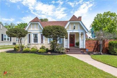 Shreveport Single Family Home For Sale: 576 Unadilla Street