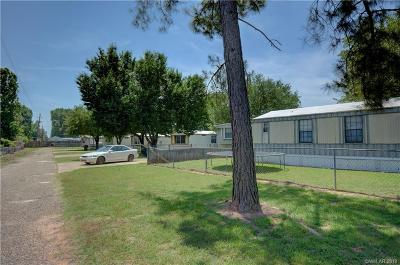 Bossier City Multi Family Home For Sale: 1956 Rossie Lee Drive