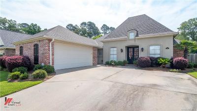 Hidden Trace Single Family Home For Sale: 500 Grand Oaks Drive