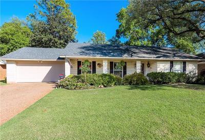 University Terrace, University Terrace South, University Terrace, Unit #4 Single Family Home For Sale: 7313 Camelback Drive