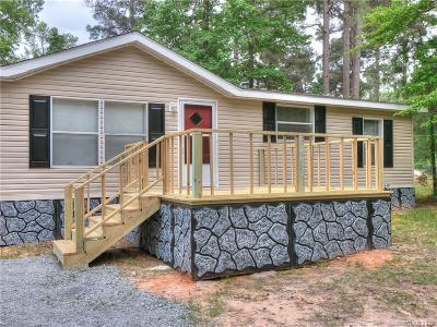 Benton Single Family Home For Sale: 525 Calvin Drive