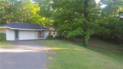 Minden Single Family Home For Sale: 760 Country Club Circle