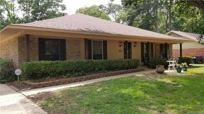 Shreveport Single Family Home For Sale: 6621 Long Timbers Drive