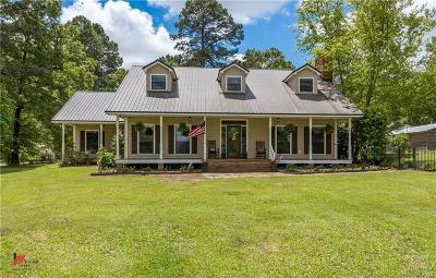 Keithville Single Family Home For Sale: 8915 Adams Road