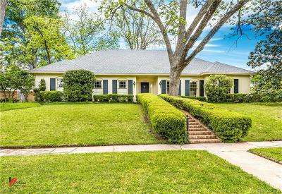 Shreveport Single Family Home For Sale: 1002 Delaware Street