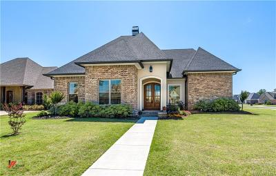 Benton Single Family Home For Sale: 222 Morgan Court