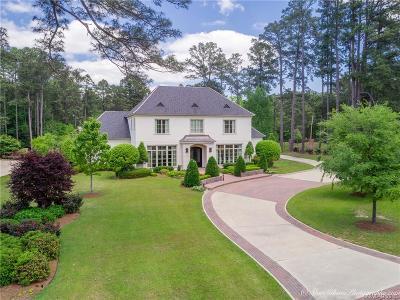 Shreveport Single Family Home For Sale: 400 Braemar Road