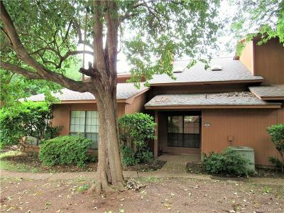 Shreveport Condo/Townhouse For Sale: 3447 Stonebrook Place