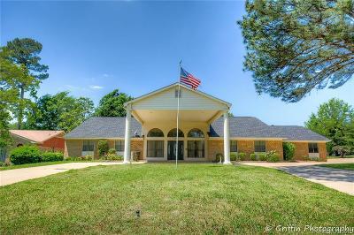 Benton Single Family Home Contingent: 100 Sherwood Drive