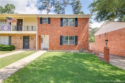 Shreveport Condo/Townhouse For Sale: 712 Edgemont Street