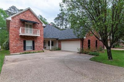 Shreveport Single Family Home For Sale: 6039 Dillingham