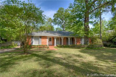 Shreveport Single Family Home For Sale: 340 Berkshire Place
