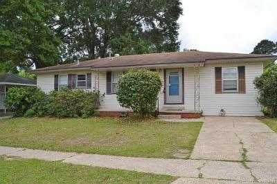 Minden Single Family Home For Sale: 216 Virginia