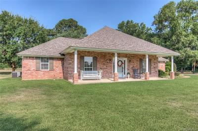 Keithville Single Family Home For Sale: 12396 Providence Road Ext