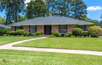 Spring Lake, Spring Lake Estates, Spring Lake Estates Unit #4, Spring Lake Estates, Unit #6, Spring Lake Estates, Unit 3, Spring Lake Village Single Family Home For Sale: 537 Dunmoreland Drive