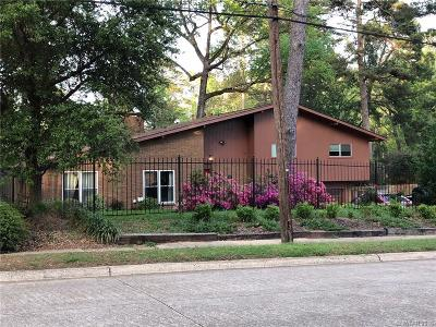 Oak Hill, Oak Hills Single Family Home For Sale: 7125 Creswell Road