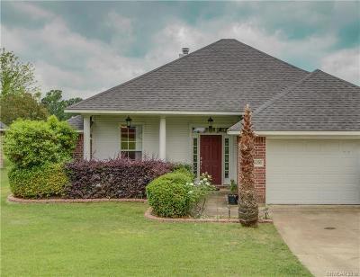 Shreveport Single Family Home For Sale: 3650 Crestview Drive