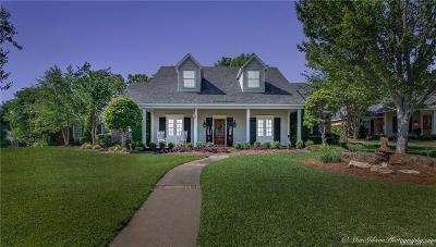 Shreveport Single Family Home For Sale: 302 Sweet Bay Lane
