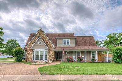 Bossier City Single Family Home For Sale: 402 Summit Drive