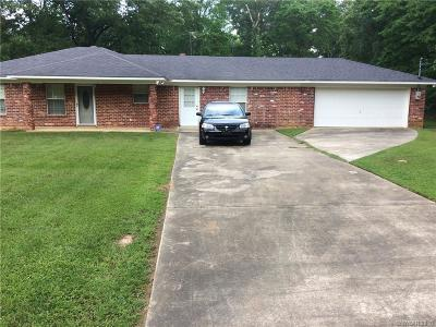 Keithville Single Family Home For Sale: 7650 Preston Road