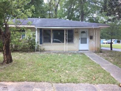 Minden Single Family Home For Sale: 100 Fuller Street