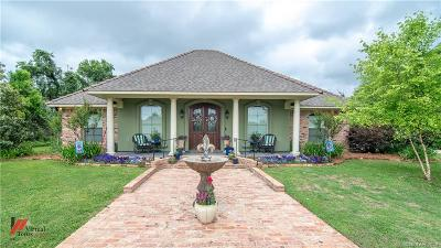 Bossier City Single Family Home For Sale: 1829 Castlewood Drive