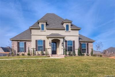 Haughton Single Family Home For Sale: 2849 Sunrise Pointe