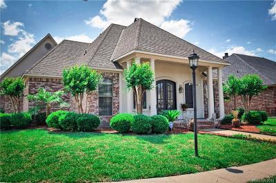 Shreveport Single Family Home For Sale: 9226 Oakley Drive