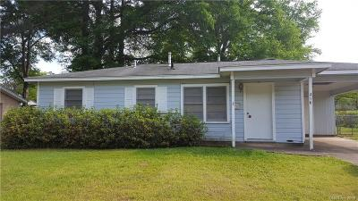 Minden Single Family Home For Sale: 216 Roy Street N