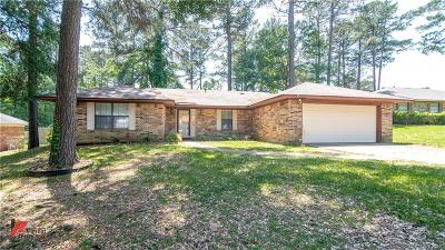 Haughton Single Family Home For Sale: 107 Eastwood Drive