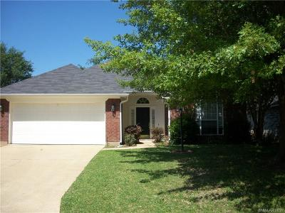 Single Family Home For Sale: 9128 Copperman Court