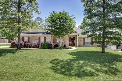 Haughton Single Family Home For Sale: 1929 Honeytree Trail
