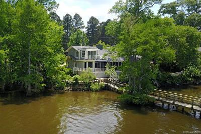 Shreveport Single Family Home For Sale: 6910 S Lakeshore Drive
