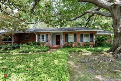 Shreveport Single Family Home For Sale: 411 Longleaf Road