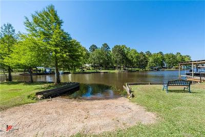 Benton Single Family Home For Sale: 450 W Lakeshore Drive