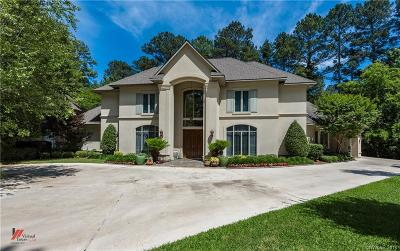 Shreveport Single Family Home For Sale: 6455 Birnamwood Road