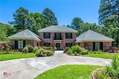 Shreveport Single Family Home For Sale: 2673 Alvamar Drive