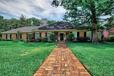 Shreveport Single Family Home For Sale: 412 Dru Circle