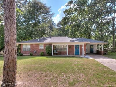 Minden Single Family Home For Sale: 503 Middle Landing S Road